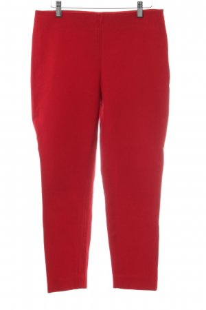 Joseph 7/8 Length Trousers red casual look