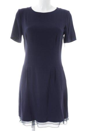 Joseph A-Linien Kleid dunkelblau Elegant