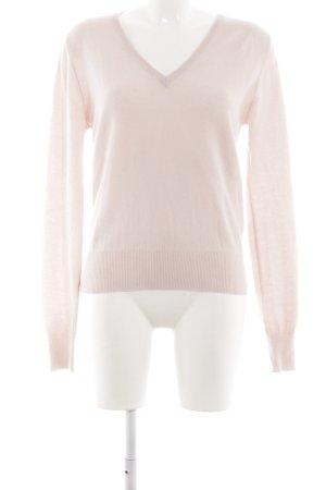 Joseph Cashmere Jumper pink casual look