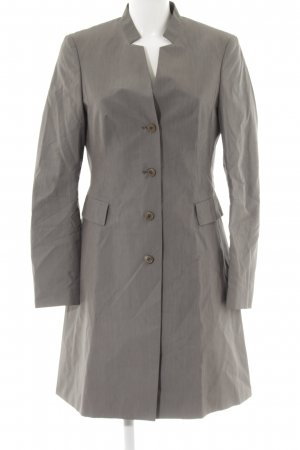 Joseph Janard Frock Coat grey simple style