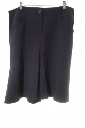 Joseph Janard Gonna culotte nero stile casual