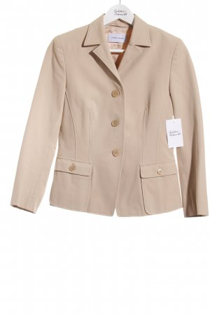 Joseph Janard Jeansblazer beige Business-Look