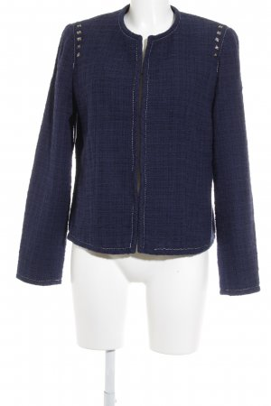 Joseph Janard Tweedblazer dunkelblau Business-Look