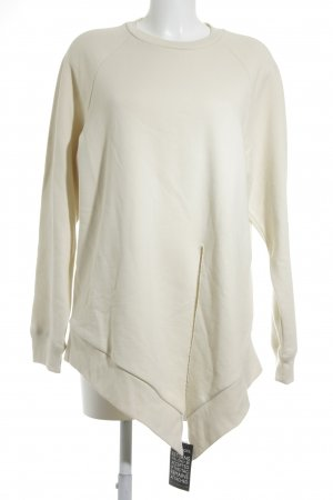 Joseph Oversized Pullover creme Street-Fashion-Look