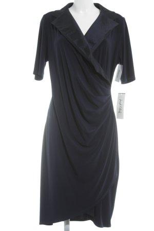 Joseph Ribkoff Abendkleid dunkelblau Elegant