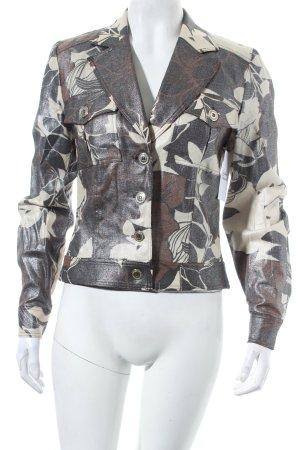 Joseph Ribkoff Blazer florales Muster extravaganter Stil