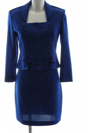 Joseph Ribkoff Ladies' Suit blue business style