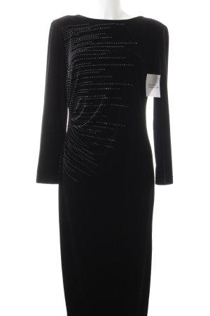 Joseph Ribkoff Langarmkleid schwarz Elegant