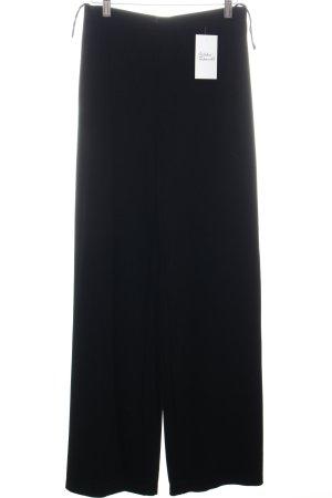 Joseph Ribkoff Stoffhose schwarz extravaganter Stil