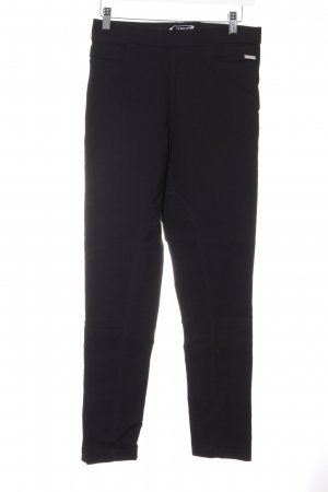 Joseph Ribkoff Stretch broek zwart casual uitstraling
