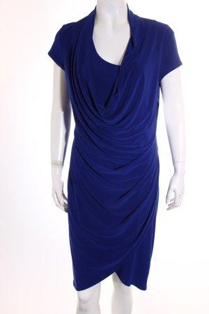 Joseph Ribkoff Stretchkleid blau Elegant