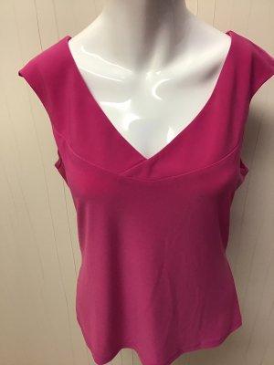 Joseph Rybkoff Shirt 40 Fuchsia Pink