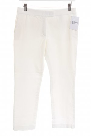Joseph Straight-Leg Jeans weiß-wollweiß Casual-Look