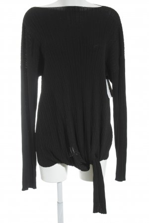 Joseph Knitted Top black casual look