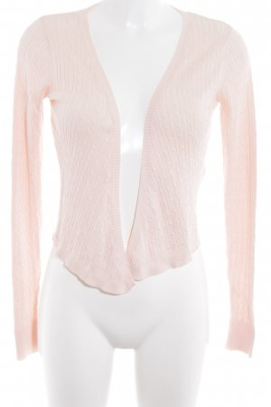 Josephine & Co. Strickjacke rosé Casual-Look
