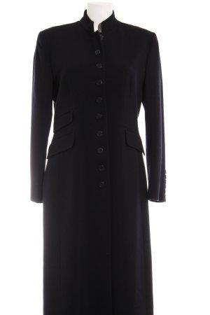 Josephine & Co. Abrigo de lana azul oscuro elegante