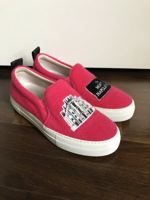 Instapsneakers magenta