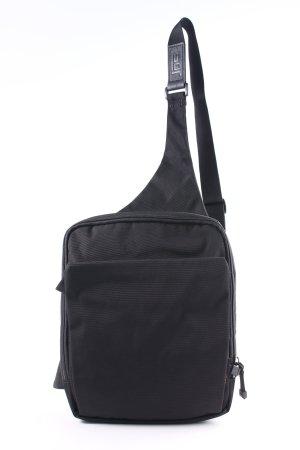 Jost Handtasche schwarz schlichter Stil