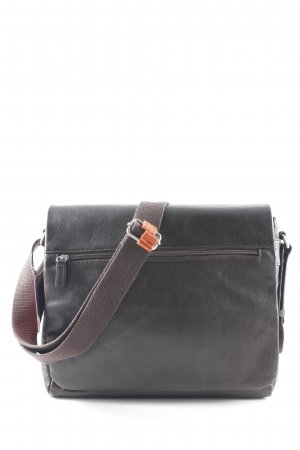 Jost Carry Bag black brown business style