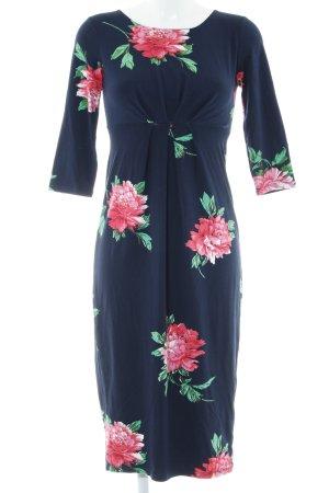 Joules Jerseykleid Blumenmuster Casual-Look