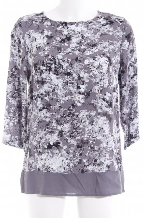 Joules Langarm-Bluse florales Muster Casual-Look