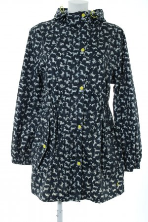 Joules Impermeabile stampa integrale stile casual