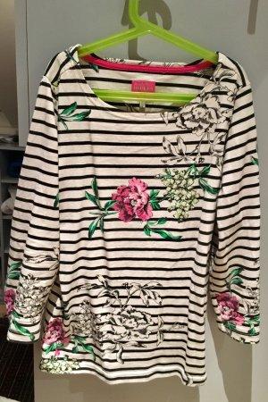 Joules sweater Marine maritim flowers