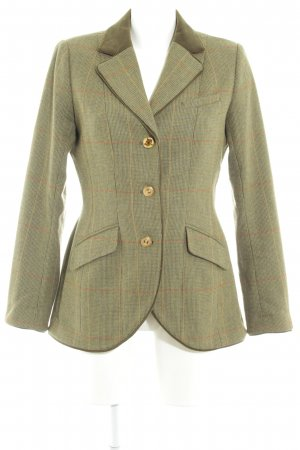 Joules Woll-Blazer Karomuster Casual-Look