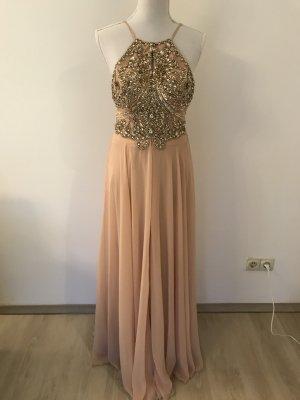Jovani Vestido de baile nude-rosa