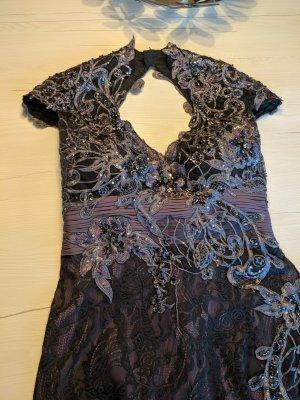 Jovani designer Abendkleid mit perlen und spitze