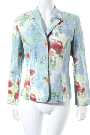 Joy Blazer florales Muster extravaganter Stil