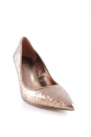 Joy High Heels bronzefarben Elegant