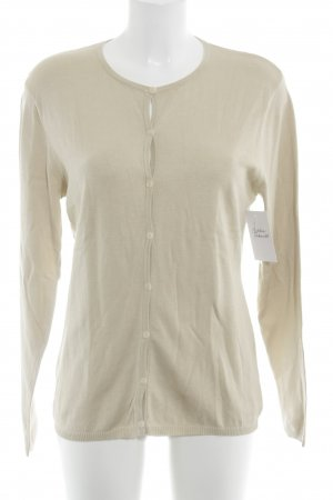 Joy Strick Cardigan creme Casual-Look