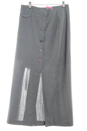 JP Maxirock graugrün Casual-Look
