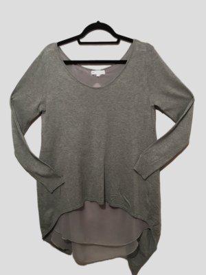 JS Millenium - Graues Double-Layer Shirt