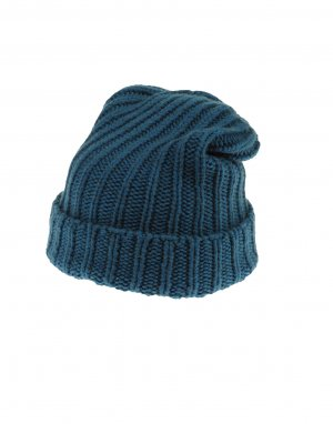 Jucca Knitted Hat petrol wool