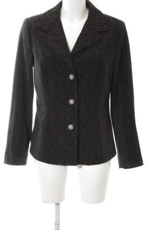 Judith Williams I love Milano Jersey Blazer negro estilo clásico