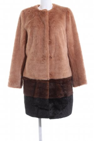 Judith Williams I love Milano Fake Fur Coat multicolored business style