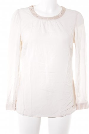 Judith Williams I love Milano Langarm-Bluse rosé Casual-Look