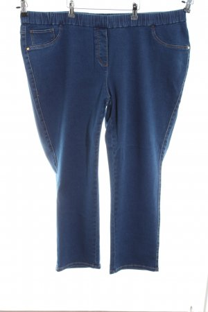 Judith Williams Jeggings blue casual look