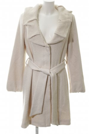 Judith Williams Short Coat natural white casual look
