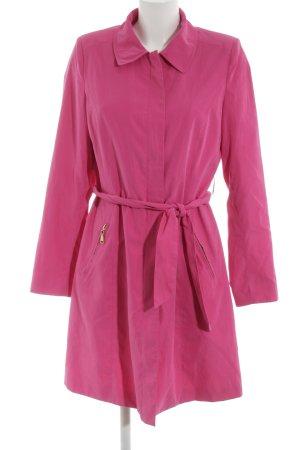 Judith Williams Giacca lunga rosa elegante