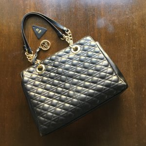 Judith Williams Bolso barrel negro Cuero