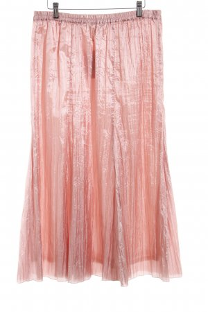 Judith Williams Maxi gonna rosa chiaro stile casual