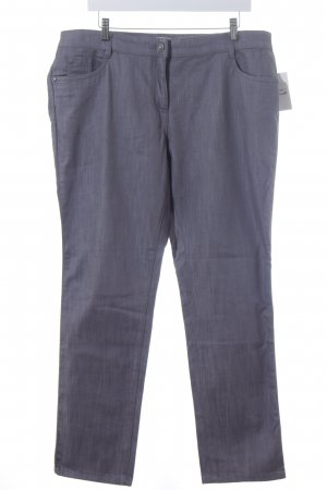 Judith Williams Slim Jeans grau Casual-Look
