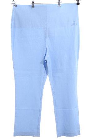 Judith Williams Stoffhose blau Casual-Look