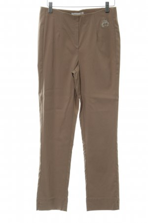 Judith Williams Stretchhose altrosa-silberfarben Casual-Look