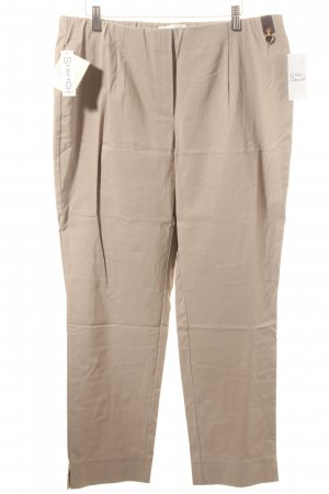 Judith Williams Stretchhose beige Casual-Look