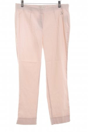 Judith Williams Pantalón elástico rosa look casual