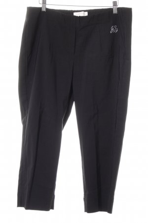 Judith Williams Pantalone elasticizzato nero stile casual